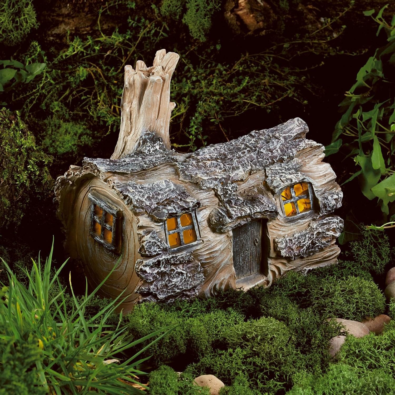 Image of Christow Solar Powered Fairy House