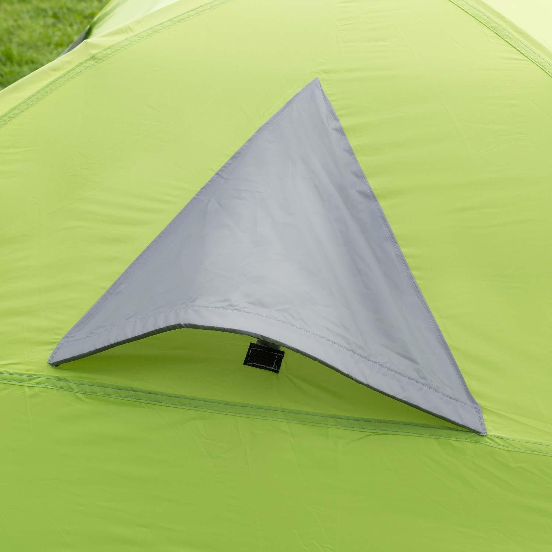 3 Homme Personne Dôme Tente Festival Camping avec porche Trail Bracken 3000 mm HH