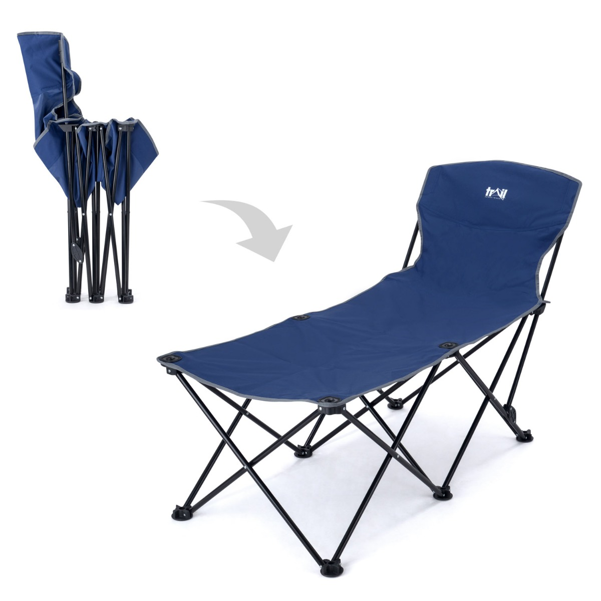 Super Bench Furniture Folding Sun Lounger Portable Recliner Beach Bralicious Painted Fabric Chair Ideas Braliciousco