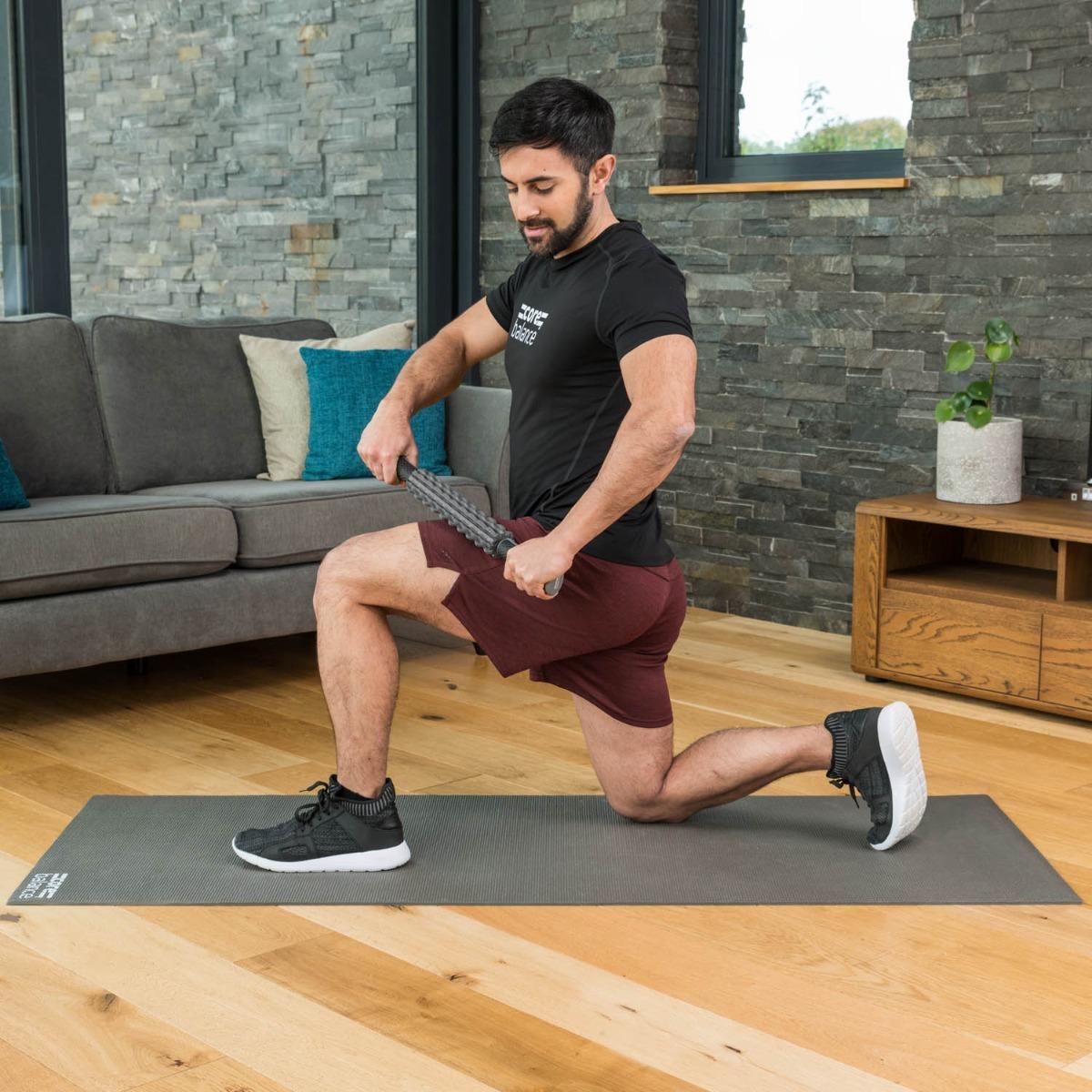 Muscle-Massage-Stick-Roller-Deep-Tissue-Trigger-Point-Foam-Massager-Core-Balance thumbnail 16