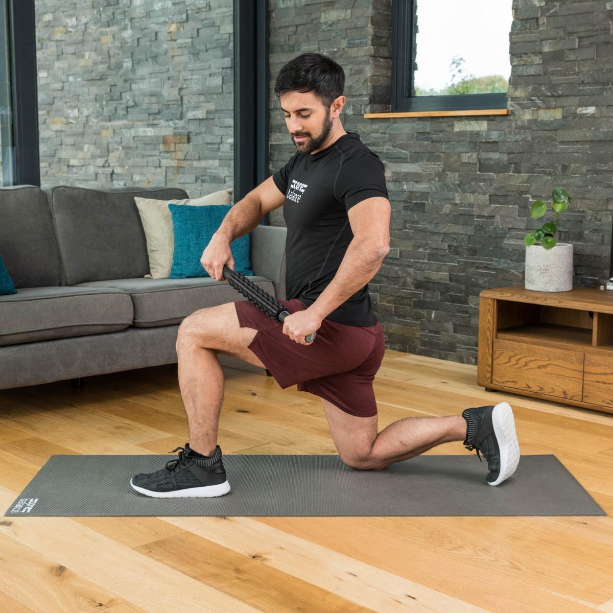 Muscle-Massage-Stick-Roller-Deep-Tissue-Trigger-Point-Foam-Massager-Core-Balance thumbnail 9