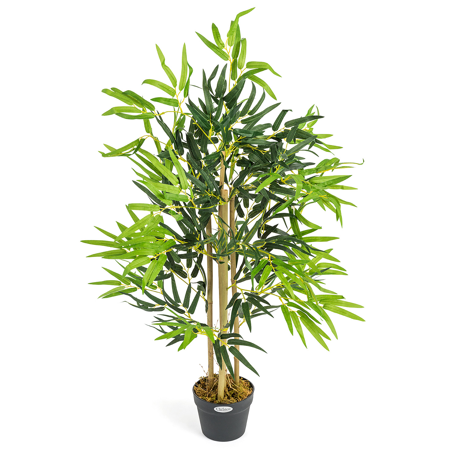 Image of Artificial Bamboo Plant - 3ft