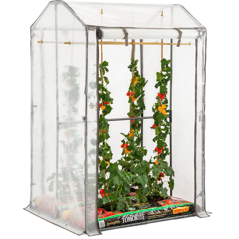 Image of Double Tomato Growhouse – PE